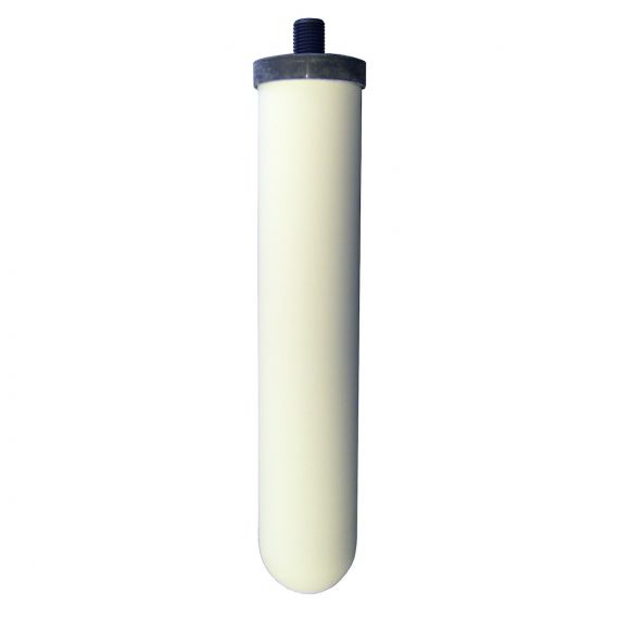 "Doulton Supercarb Ceramic Filter Candle - 10"" - Long Mount"