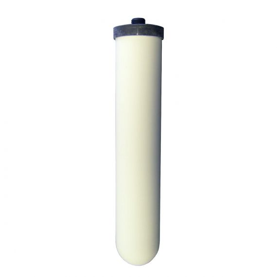 "Doulton Ultracarb Ceramic Filter Candle - 10"" - Short Mount"