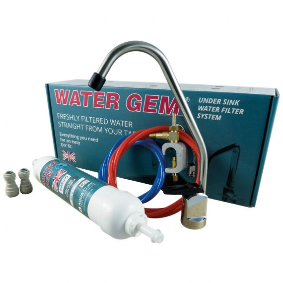 Water Gem DIY Filter System - Retail Box