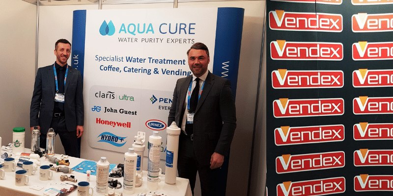Aqua Cure to Exhibit at Vendex 2019