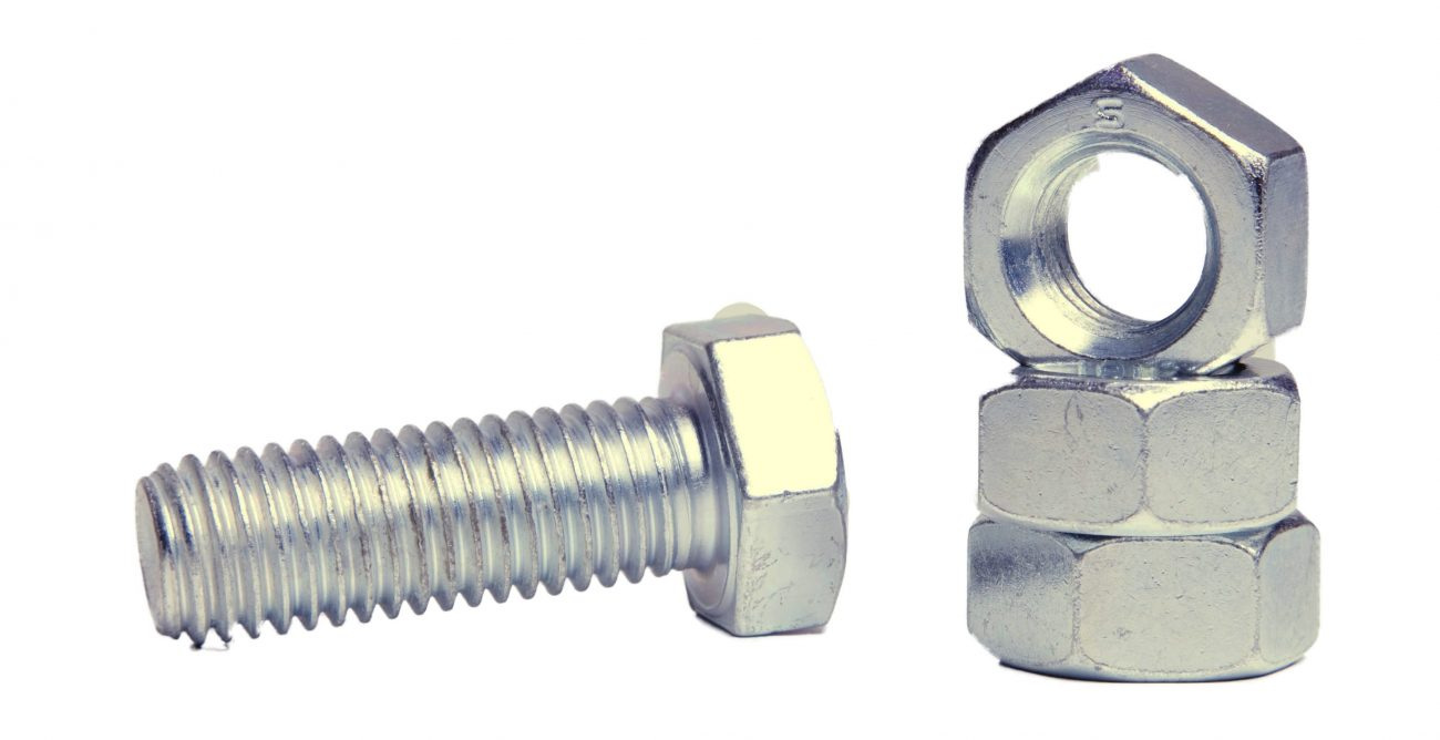 screw and nut thread